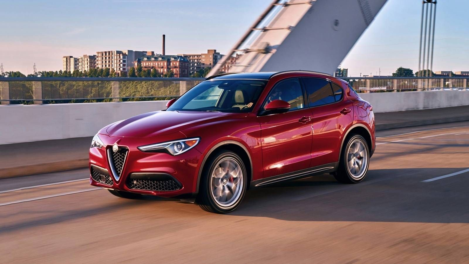 2019 Alfa Romeo Stelvio Review The Stelvio Is Long On Personality But Practicality Isn T Its Strong Suit Alfa Romeo Stelvio Alfa Romeo Giulietta Alfa Romeo
