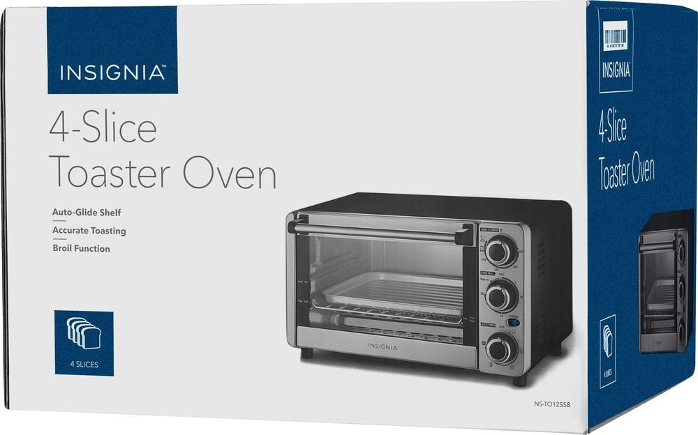 toaster oven stainless steel oven