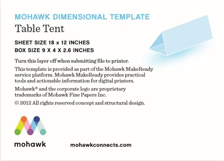 Reserved Table Tent Template from i.pinimg.com