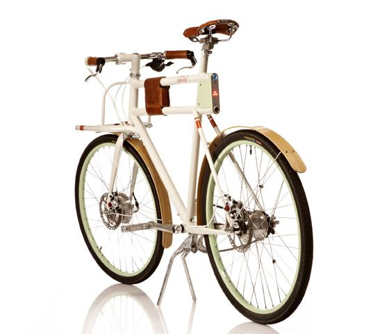 Faraday Electric Bicycle Shockblast Beautiful Bicycle