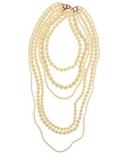 Pearl Glam Necklace