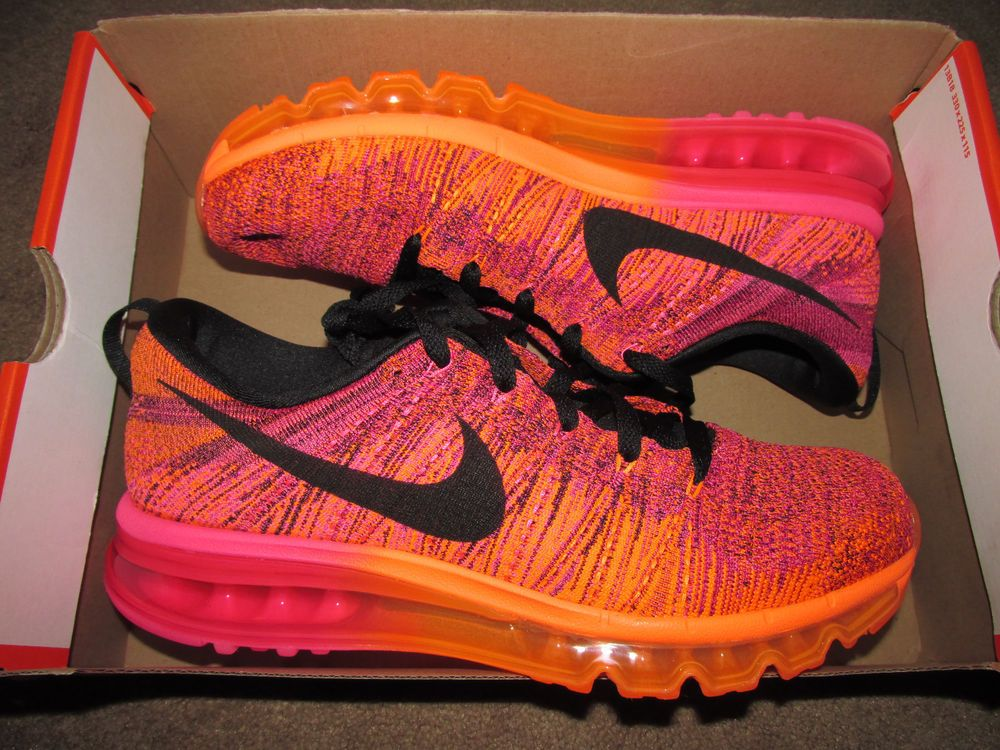 Nike Flyknit Max Womens Running Shoes