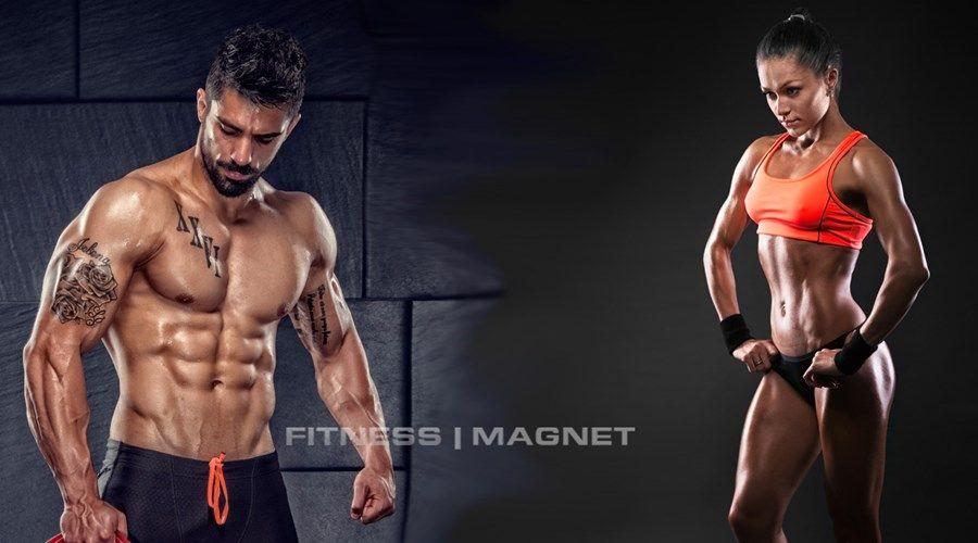 6 Wege, wie der Fitness-Lifestyle deine Lebensqualität verbessert - Muskelaufbau