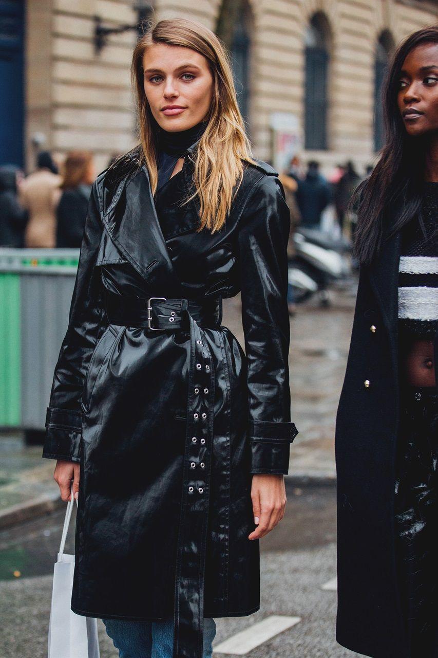 363d9b098c2b I look più originali e le nuove tendenze di street style direttamente dalla Paris  Fashion Week Autunno Inverno 2018 2019