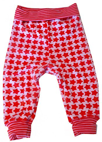 Free sewing pattern for baby pants