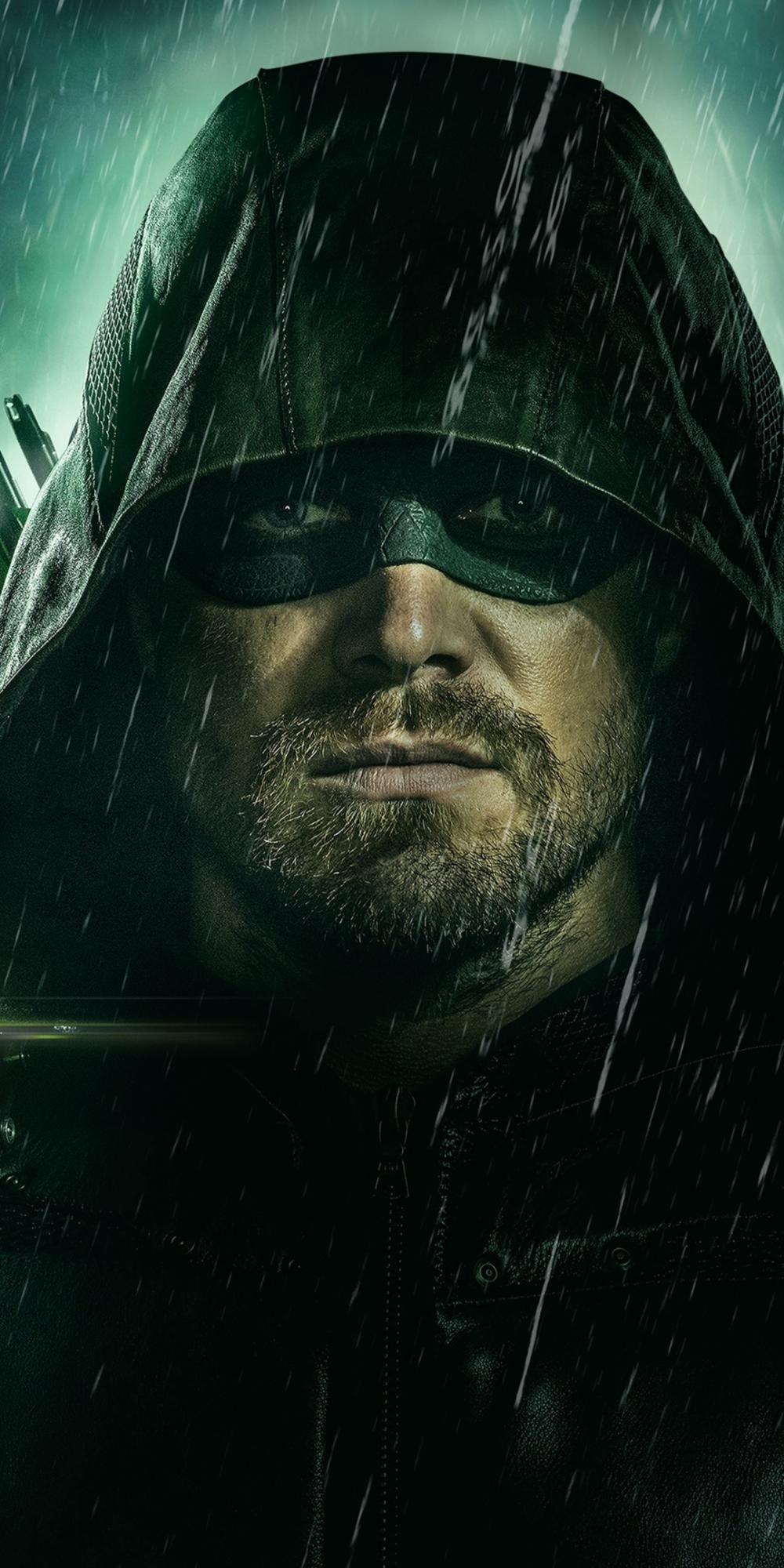 1080x2160 Tv Show Arrow Season 8 2019 Wallpaper Green Arrow Arrow Tv Arrow