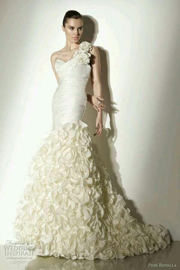 Burberry Inspired Wedding Dress