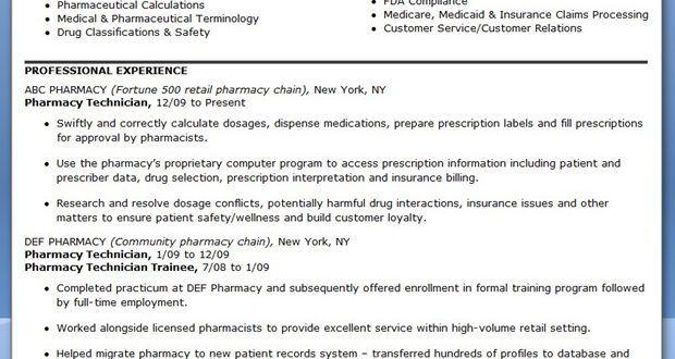 D Pharmacy Resume Format For Fresher Resume Format D Pharmacy Resume