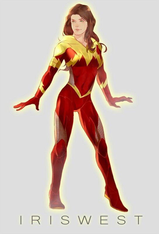 Image Result For Flash Girl Comics