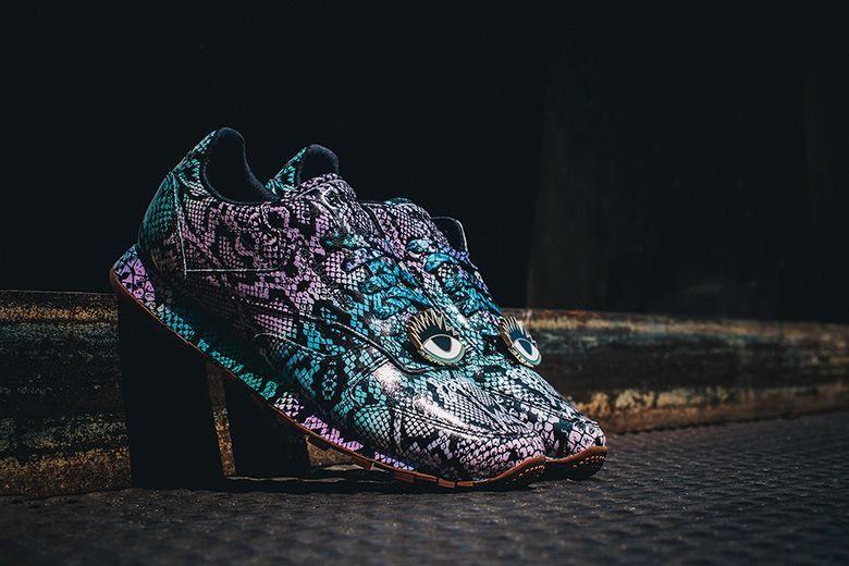 Melody Ehsani x Reebok Classic Leather Lux