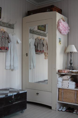 Love the armoire.