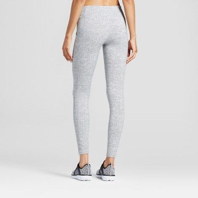 eefeece8ca96 Women s Premium Herringbone Leggings - C9 Champion Light Gray Heather Xxl