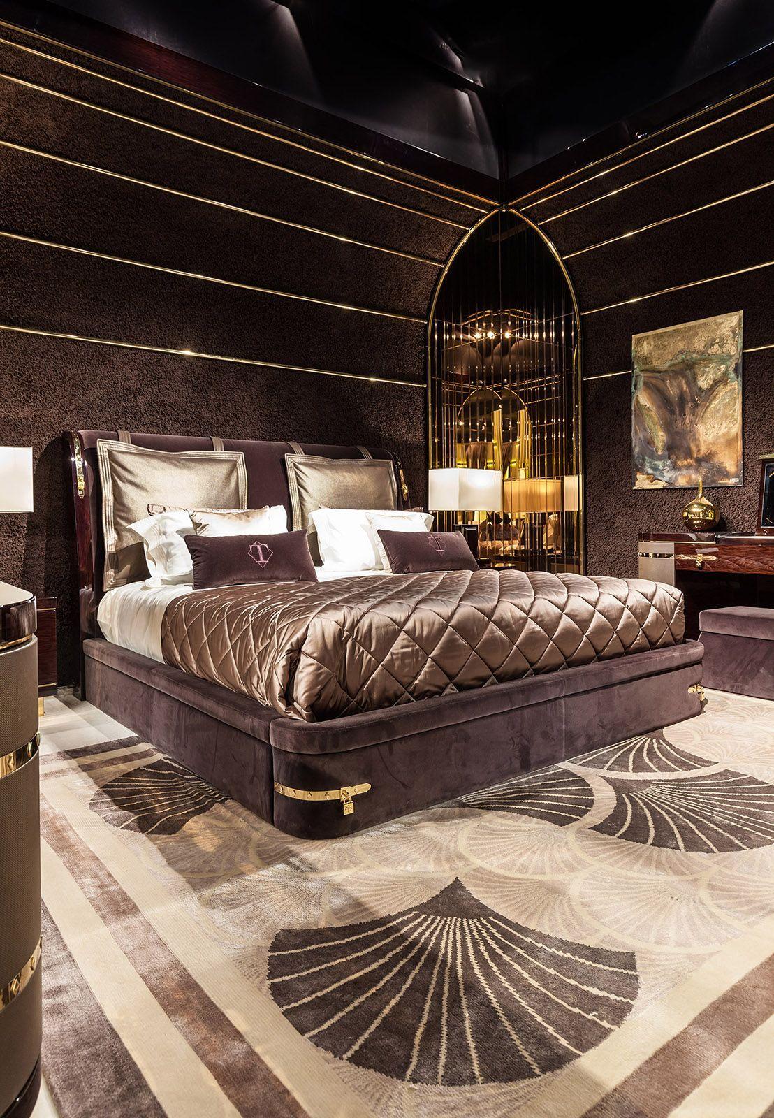 The Art Deco Style Diy Home Decor Luxurious Bedrooms Luxury Bedroom Master Luxury Bedroom Design