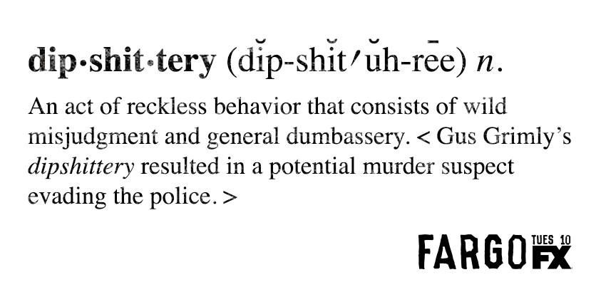 Dipshittery