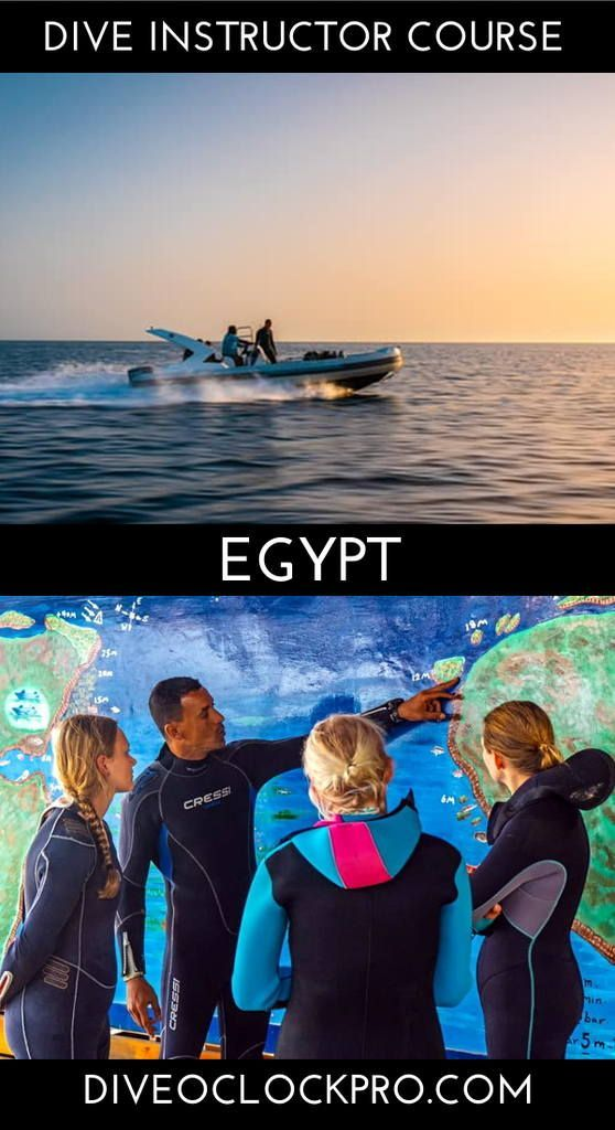 PADI Dive Instructor Course