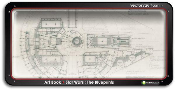 Vector art book star wars the blueprints design books vector art book star wars the blueprints malvernweather Choice Image