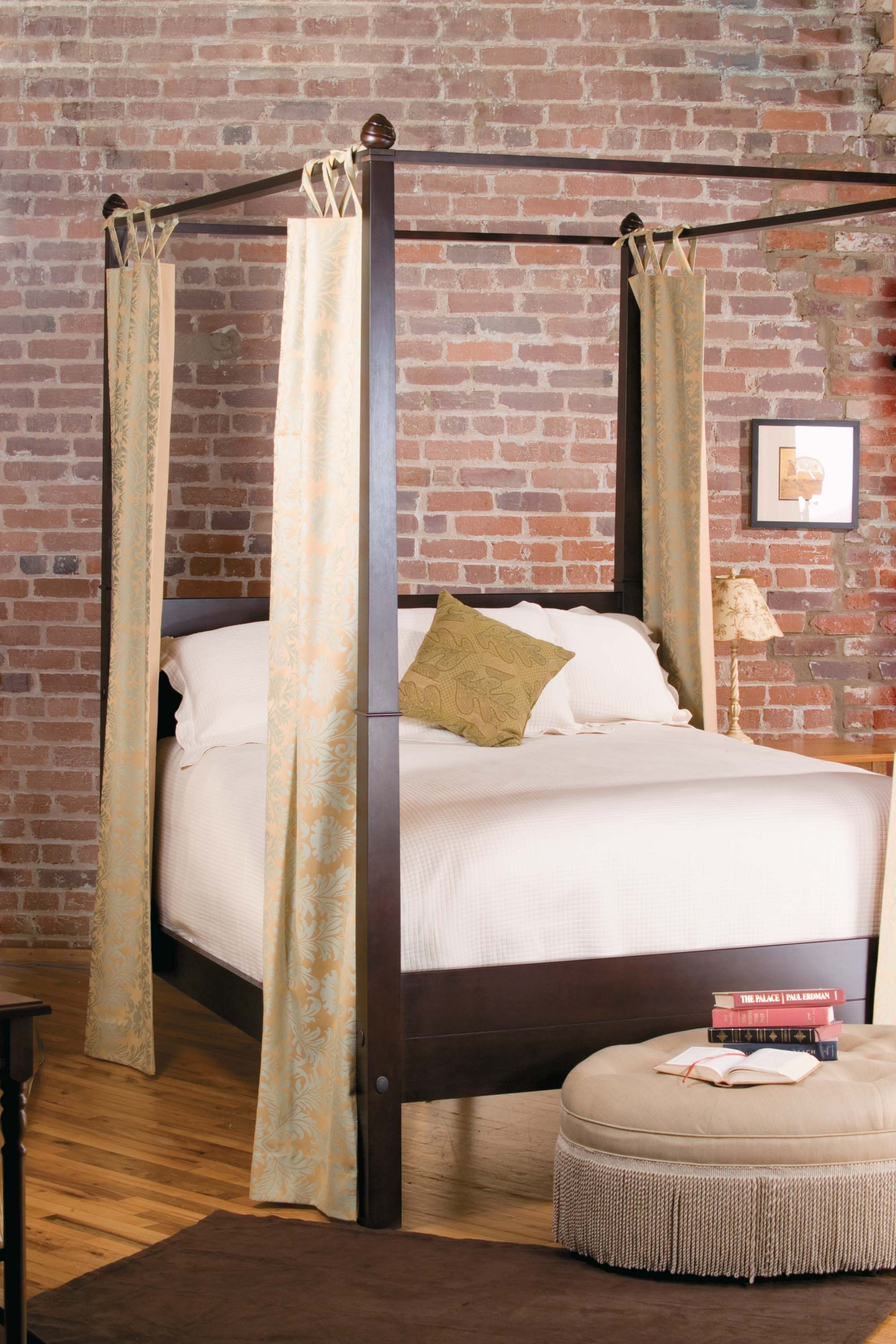 Gat Creek  Collette Canopy Bed