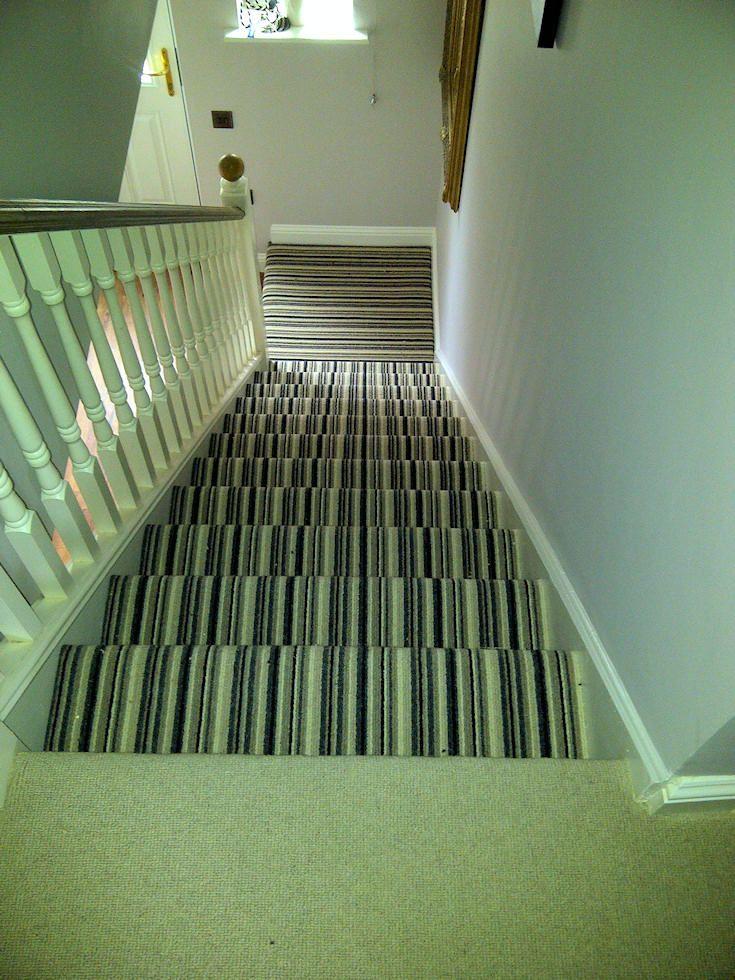 Best Hallway Carpets Landing Carpet Coordinating Stairs Carpet