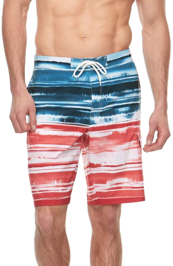 c3772037f8a16 Sonoma Goods For Life Big & Tall SONOMA Goods for Life Flexwear Swim Trunks
