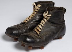 1960s football boots | Football boots, Rugby boots, Boots
