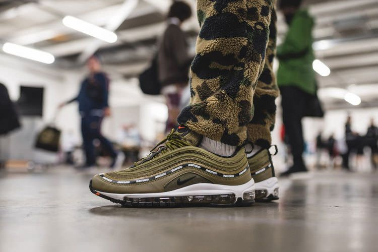 competitive price 15f7b db103 UNDEFEATED x Nike Air Max 97