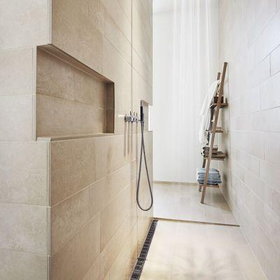 nordisk hammam badezimmerklinkerarchitekturrund - Badezimmer Klinker