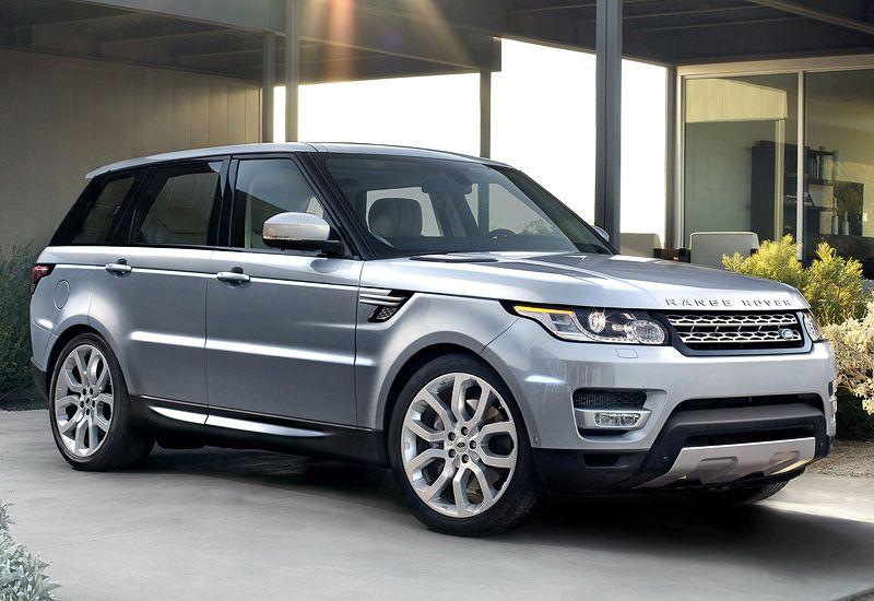 2013 Land Rover Range Rover Sport V8 180,000 New range
