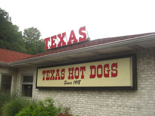 Hot Dog Of The Week Texas Weiners In Altoona Pa Hot Dog Sauce