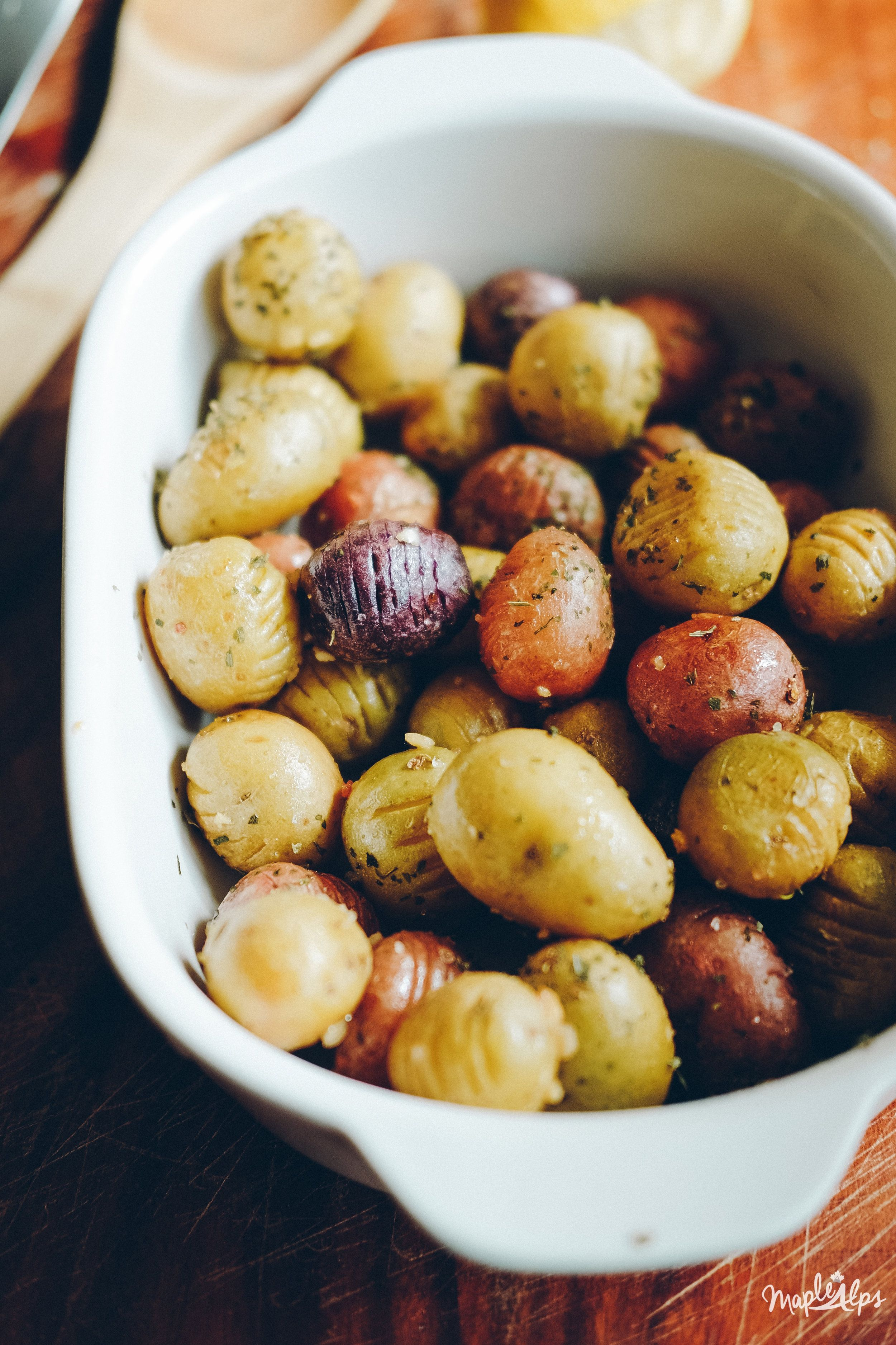 Diy Natural Toothpaste Roasted Potatoes Potatoes Caramelized