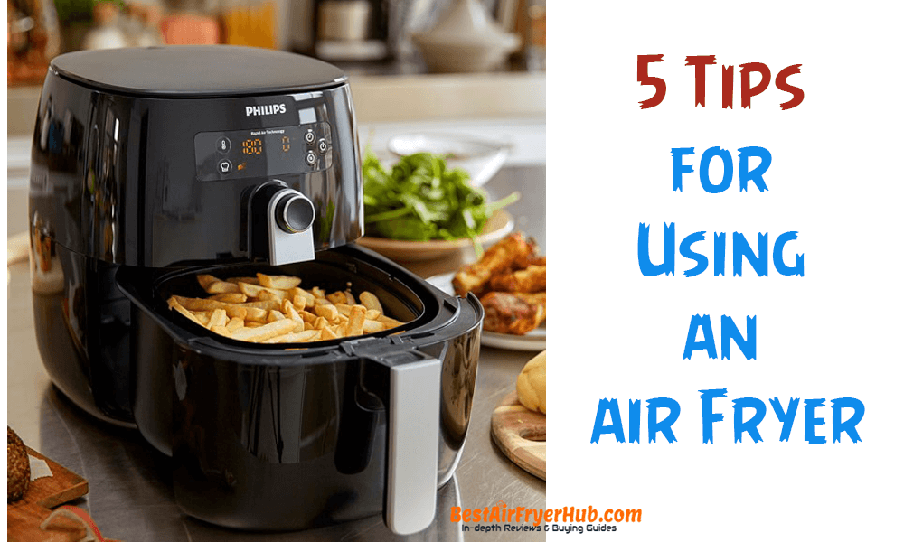 5 Tips for Using an air Fryer How to cook sausage