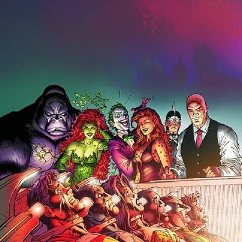 Injustice League Screenshots Images And Pictures Comic Vine Justice League Of America Justice League League