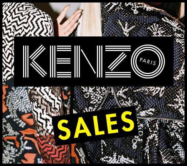 Soldes Kenzo