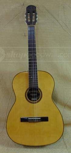 shopgoodwill.com: Giannini Brazillian Classical Acoustic Guitar