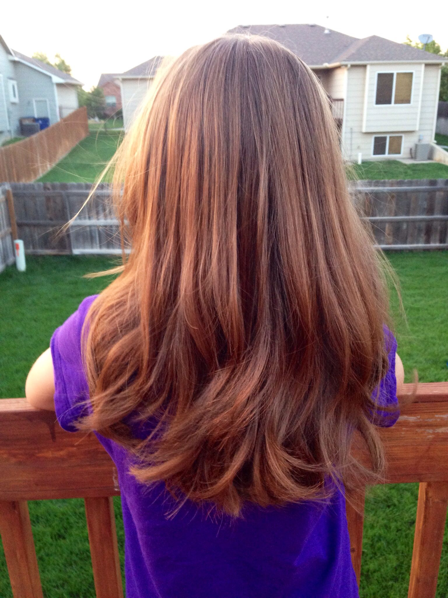 long layers, thick hair, little girls hairstyles | hair