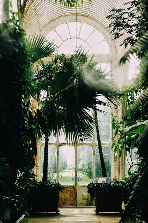 two thousand fourteen: Kew Gardens. With Janice Hadlow in A Noble Experiment