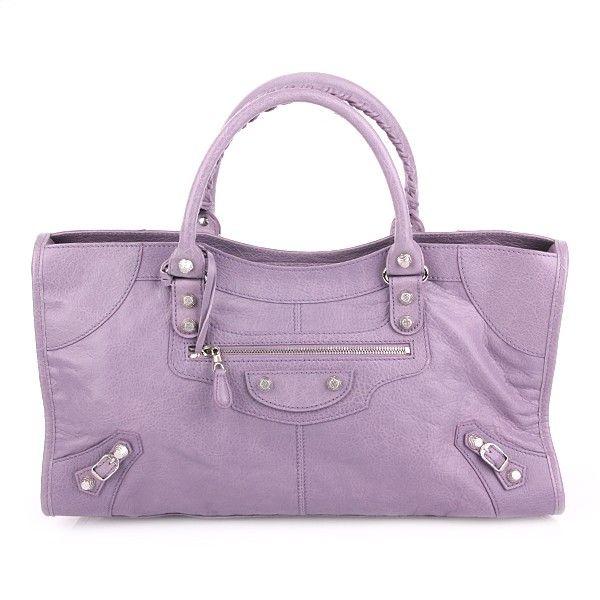 bcbe8db8485e Balenciaga Sac Miroir Rose Blau — Fashionette