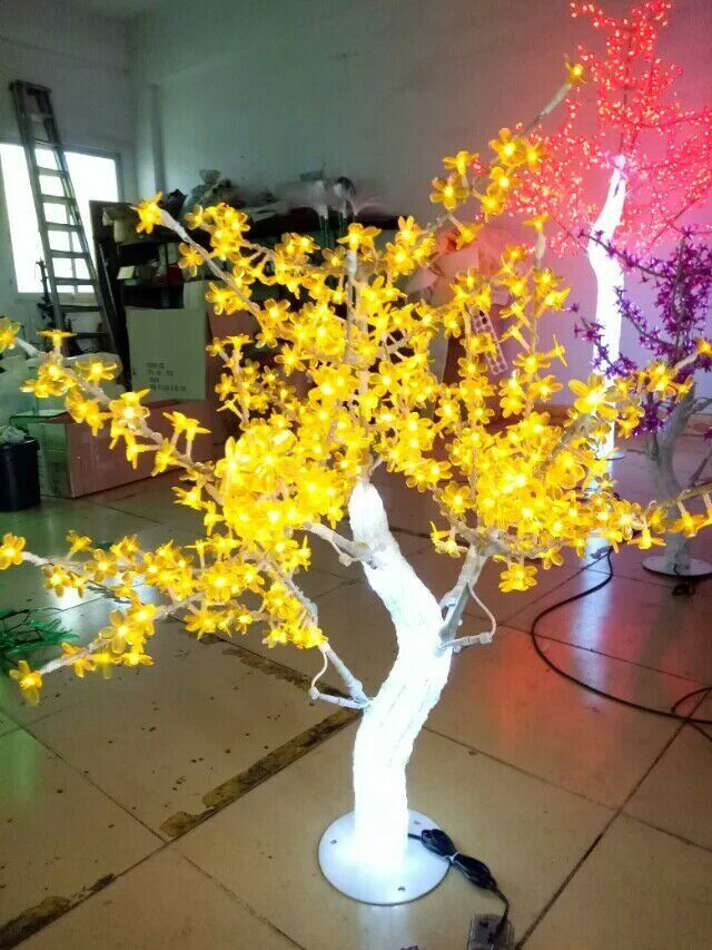 Cheap Tree Light Buy Quality Christmas Tree Lights Directly From China Led Cherry Blossom Suppliers Outdoor Waterproof Tree Lamp Holiday Lights Tree Lighting