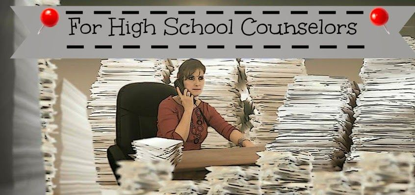Looking for Warm Bodies High school counseling, School