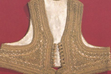Serbian Gold #Embroidery #Serbia