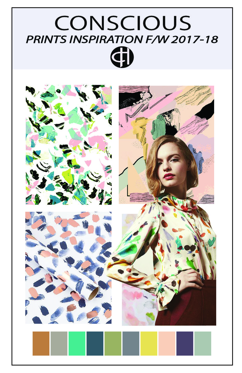 print_inspiration_fw_2017_2018 #trends #tendencias ...