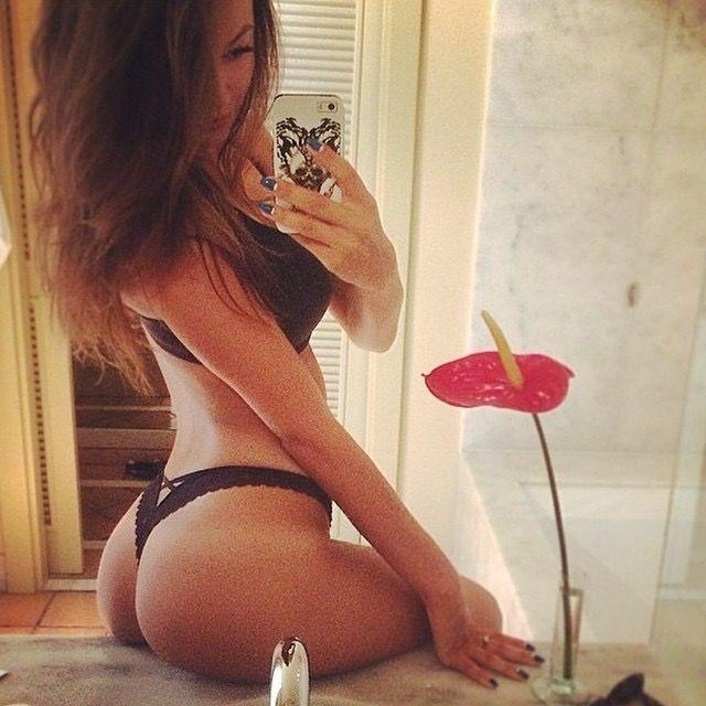 Military nude wife