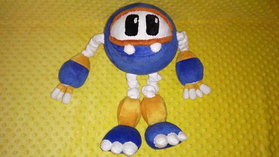 Mr Dinkles From Trolls Custom Animal Dinkles Plush Stuffed Toy