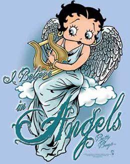 *BETTY BOOP ~ Angel