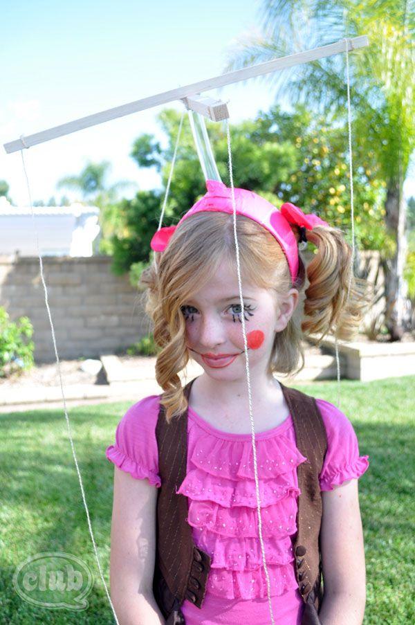 Homemade Costume – $3, Tween Proud of Mom – Priceless ...