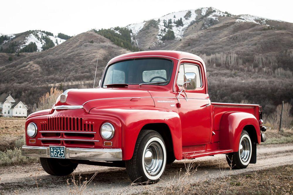 1951 International Harvester Other L Series L110 Ford F1 F100