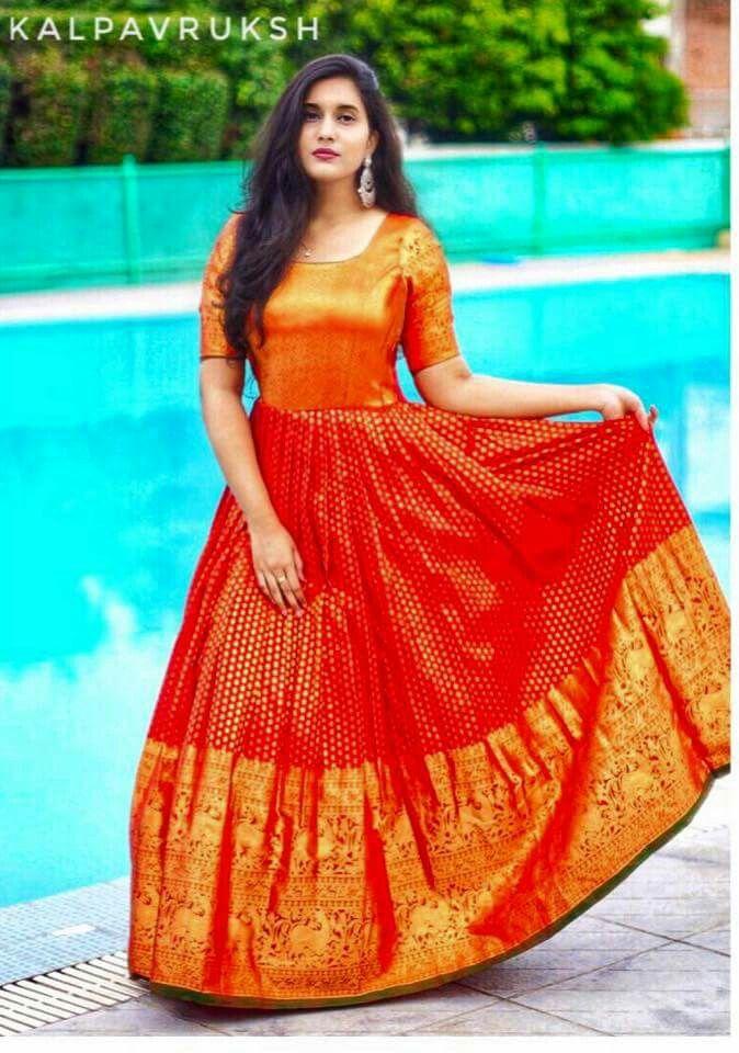 Pin By Liku On Design It Frock For Women Blouse Design Models Saree Dress