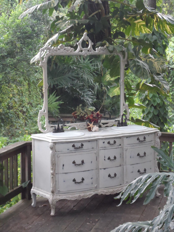 Pin by Heather Baker on Bathroom | Double sink vanity ...