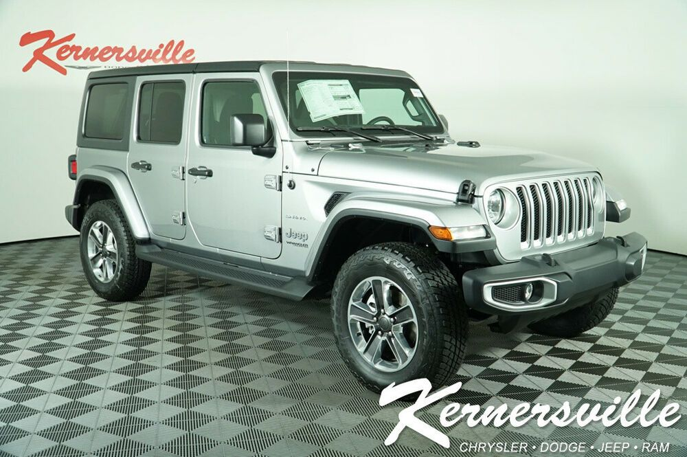 2020 Jeep Wrangler Sahara New 2020 Jeep Wrangler Unlimited Sahara