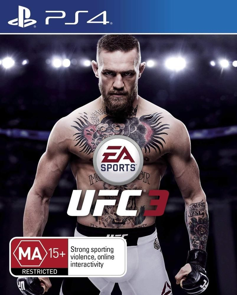 Ea Sports Ufc 3 Conor Mcgregor Fighting Sports Game For Sony Playstation 4 Ps4 Ea Ea Sports Ufc Ufc Xbox One Games