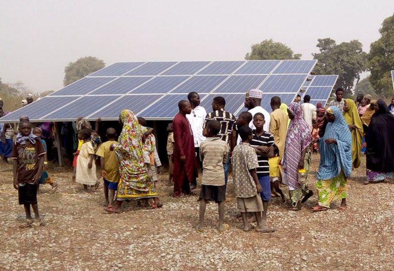 24 Mini Grids Under Development In Sierra Leone Sierra Leone Renewable Energy Projects Africa